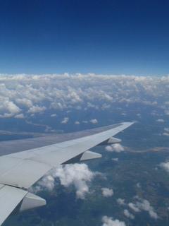 空路ネパールへ