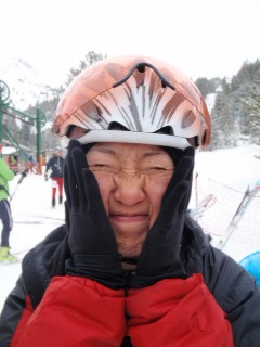 堀部倫子選手