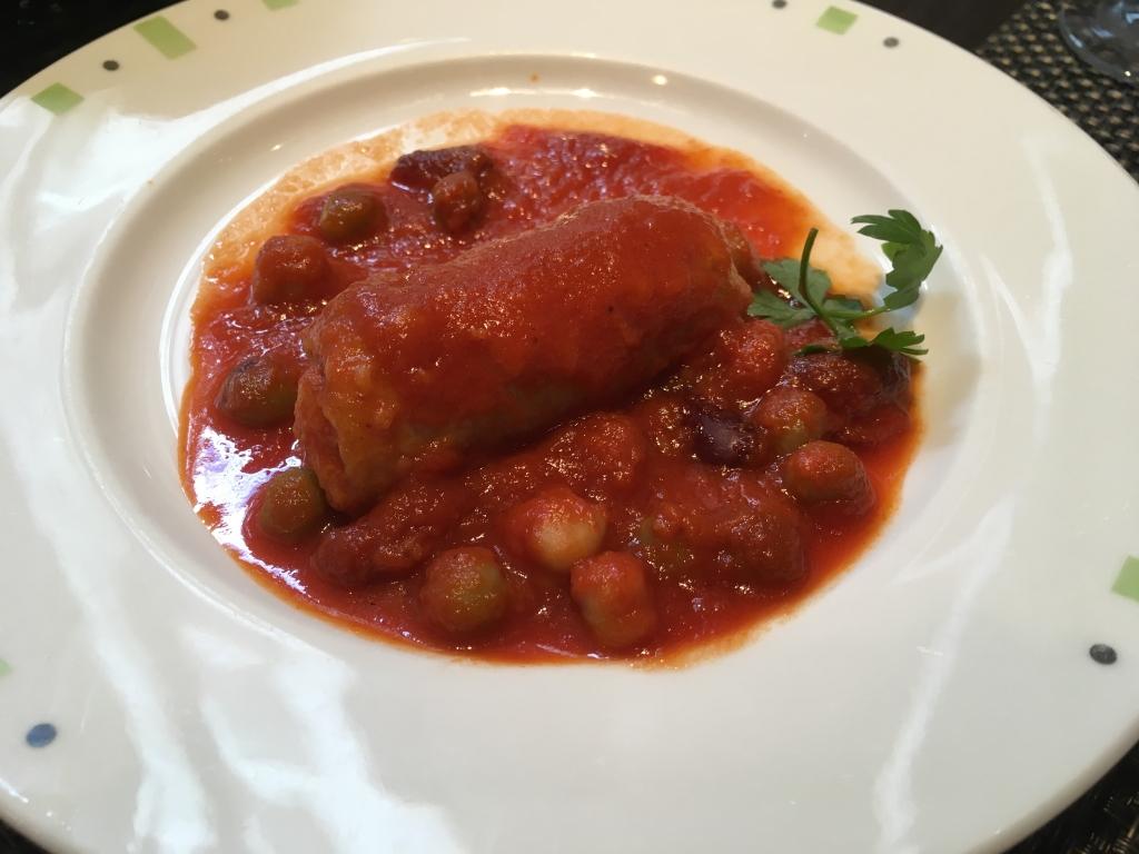 豚ロース肉のブラチオーレ