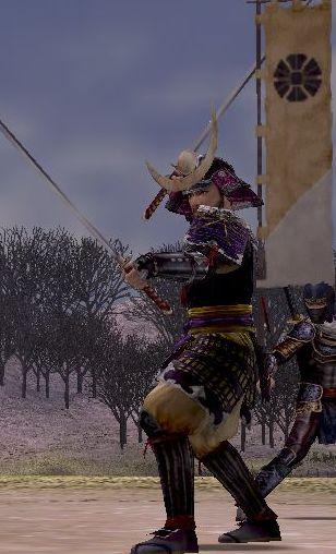 沖田畷の合戦で最後まで党首を護ろうと奮戦・・・