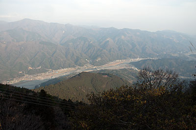 久遠寺ロープウェイ