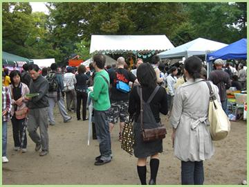 ベジタリアンフェスティバル2008