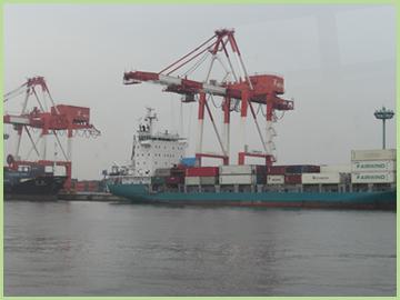 コンテナ船
