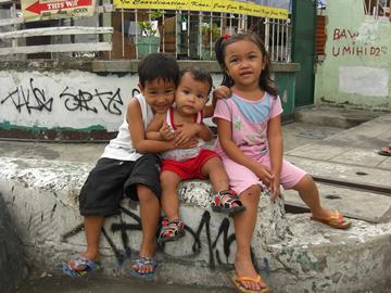 マニラの子供たち1