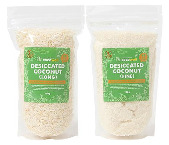 デシケイテッドココナッツ