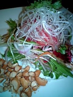 希須林サラダ