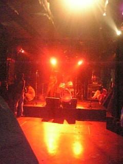 ワービー&サービーのライブ