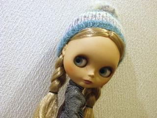 ミチルニット帽