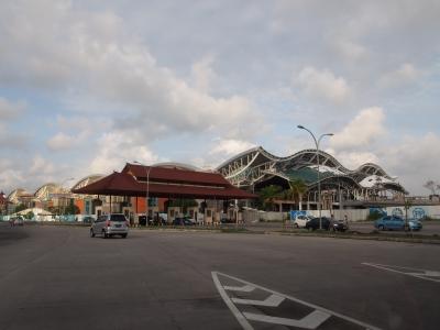 7月某日 バリ島 デンパサールの空港へ到着
