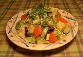 ワカモレ・サラダ