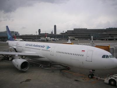 ガルーダ・インドネシア航空 機体