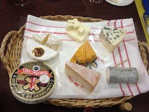 チーズ一式