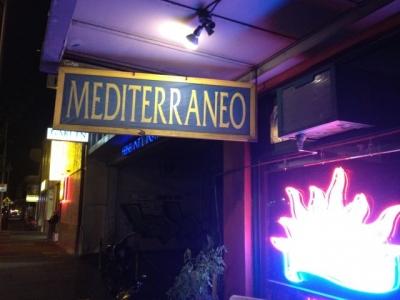 メディテラネオ入口