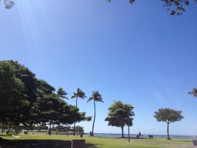 アラモアナビーチパーク