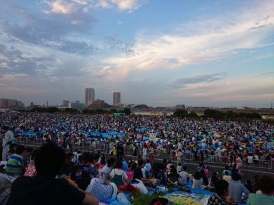 江戸川花火大会