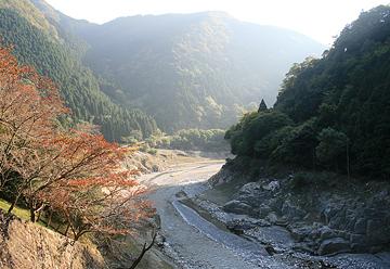 永源寺写真