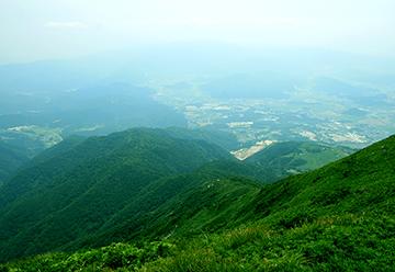 伊吹山の写真2