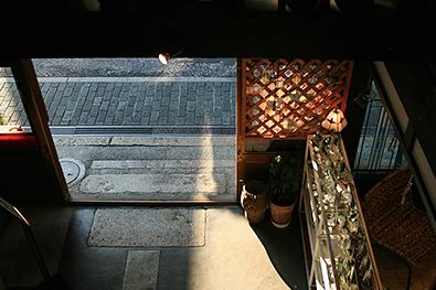 太閤ひょうたんのお店の中