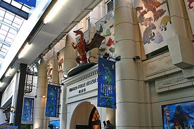 海洋堂フィギュアミュージアム黒壁