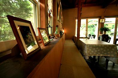 キッチン四季の内観写真