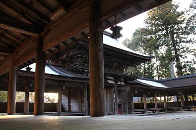 油日神社の写真1