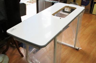 JUKI職業用ミシン シュプール専用テーブル JTR-4の …