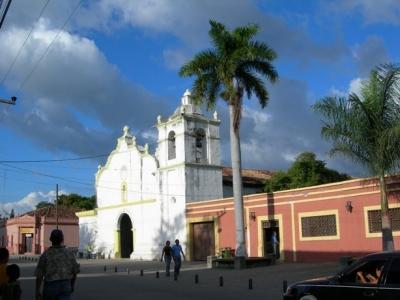 市内最古の教会