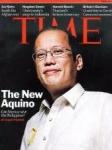 TIME誌の表紙を飾ったアキノ