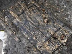ヨーロッパ最古のドア発掘