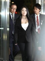 成田で逮捕された小向美奈子