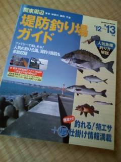 関東周辺堤防釣り場ガイド'12−'13