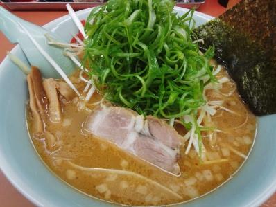 ねぎねぎXO醤麺
