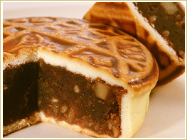 和菓子みたいな新鮮さが月餅界の今後課題か