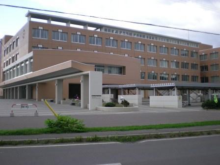岩内高等学校