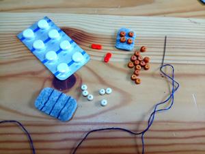 薬の製作の写真1