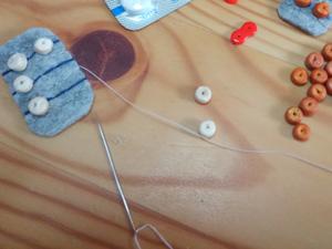 薬の製作の写真2