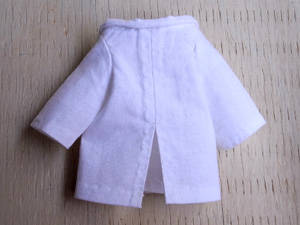 白衣の写真2