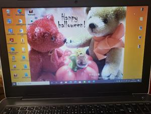 私のパソコンの背景画像の写真