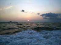 2012年10月31日ウタセ真鯛・ワラサ釣り1