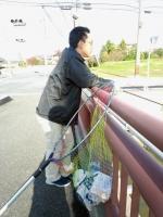 2012年11月12日ソウギョ釣り2