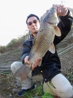 2012年11月12日ソウギョ釣り3