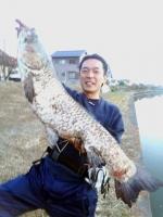 2012年11月22日ソウギョ釣り2