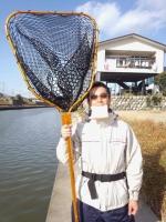 2012年12月7日ソウギョ釣り