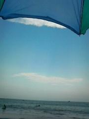 7月29日葉山・一色海岸