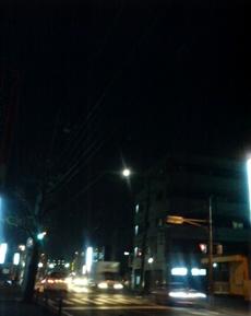 2009年4月9日の満月