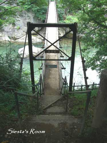 笹笛橋あちら側