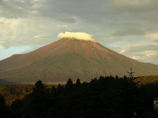 18日富士山