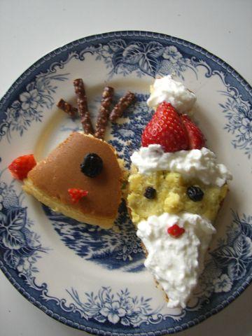 クリスマスケーキもどき
