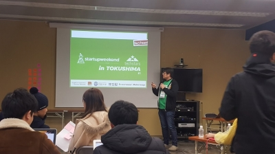 startup weekendの様子