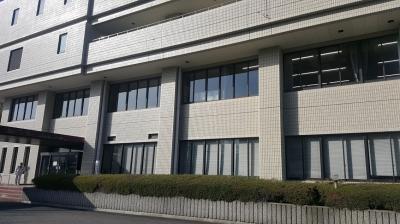 経営革新計画の審査があった徳島県職員会館